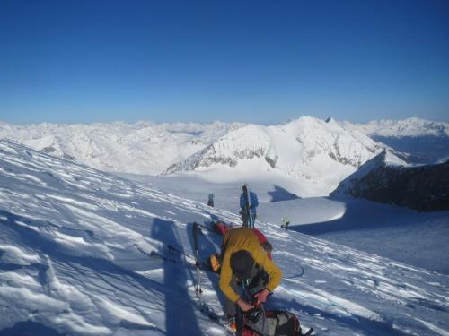 IMG 5639 Aufstieg zum Bishorn